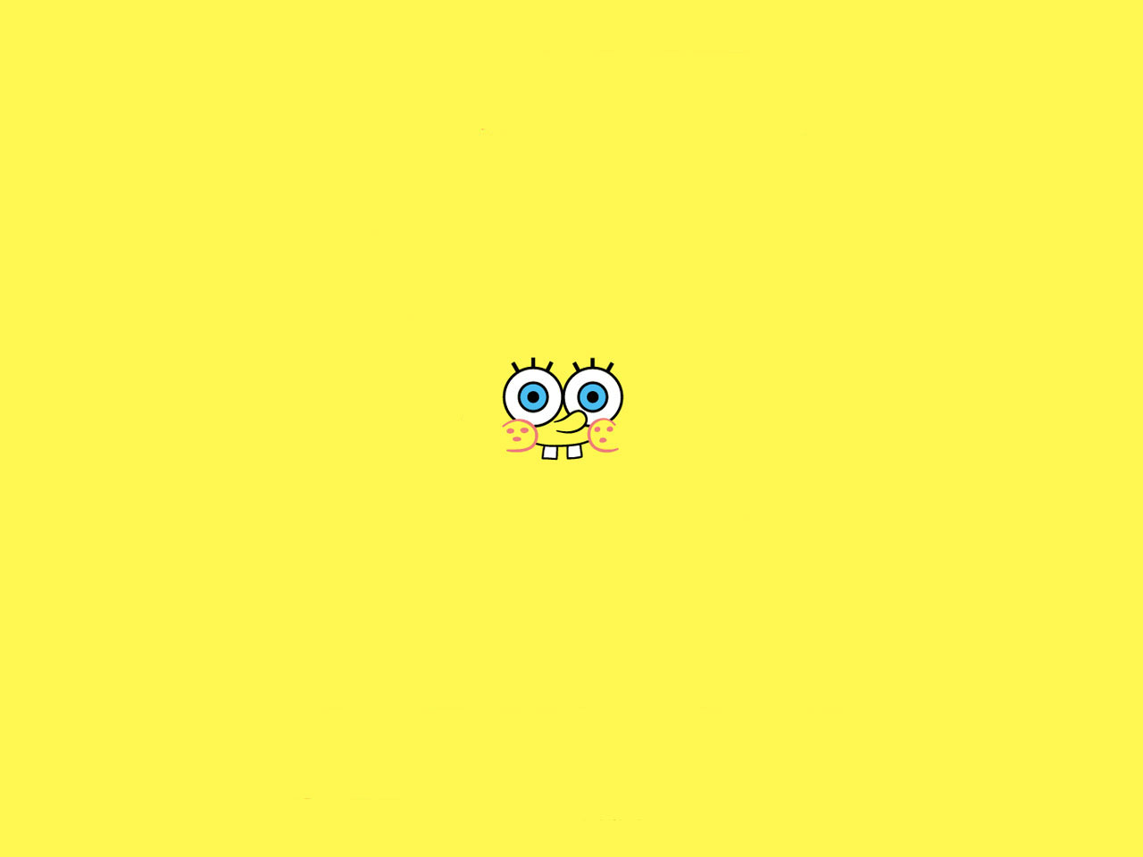 Love Cars Wallpapers Spongebob Wallpaper Yellow 6471 Wallpaper Walldiskpaper
