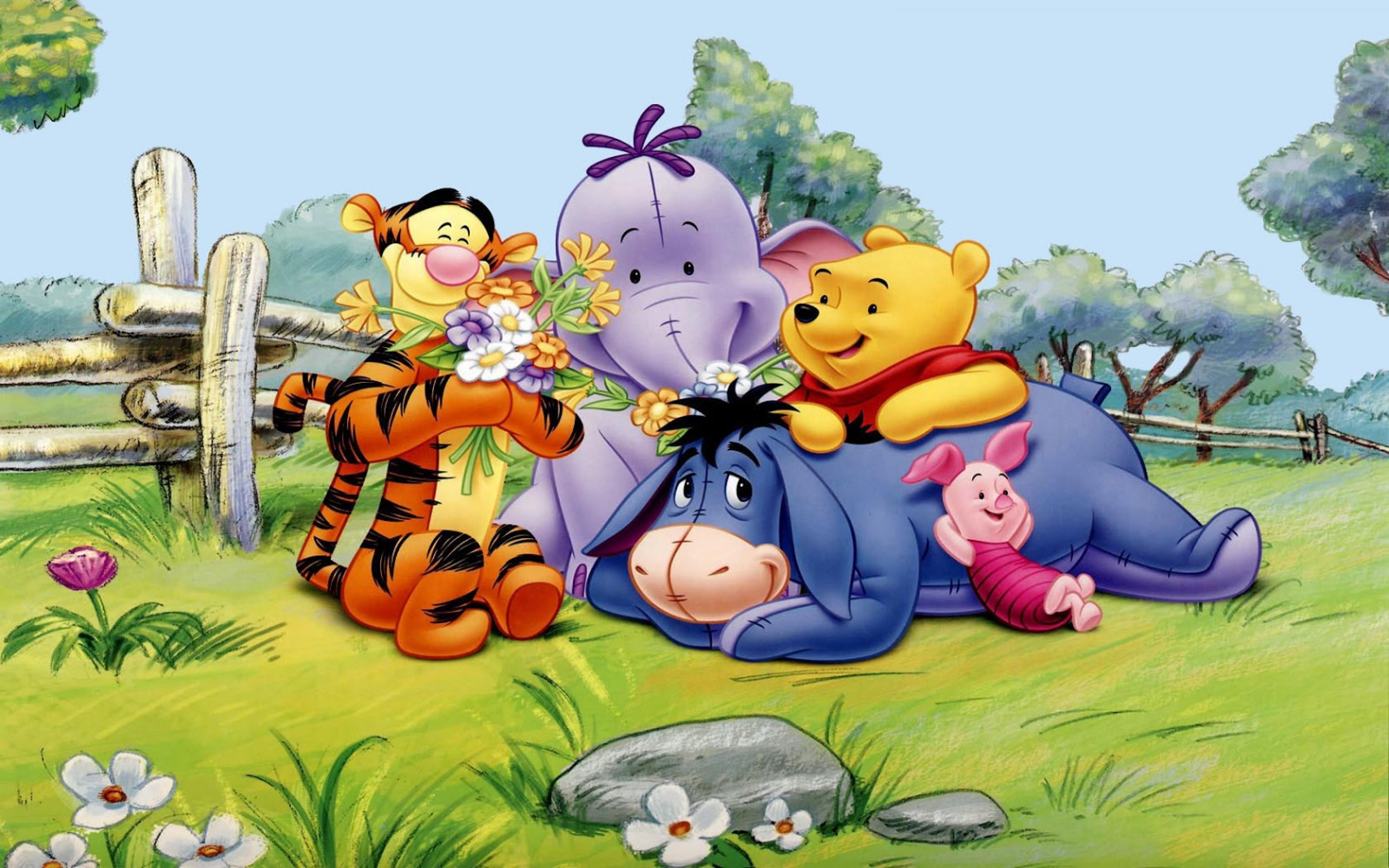 Cute Pooh Bear Wallpapers Winnie The Pooh Wallpaper High Quality 9490 Wallpaper