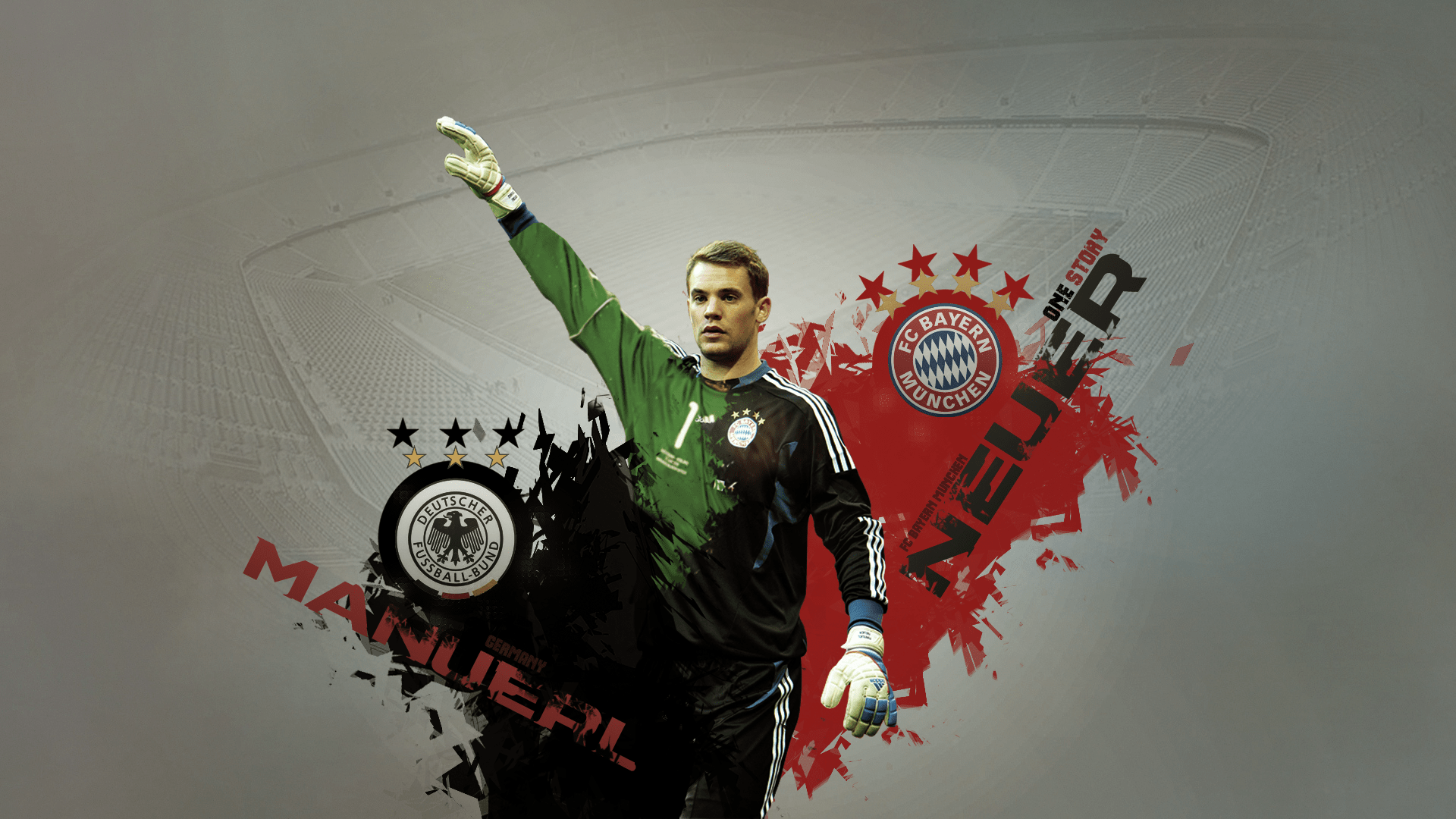 Cool N Cute Wallpapers For Mobile Manuel Neuer Bayern Munchen Wallpaper Goal Kee 12313