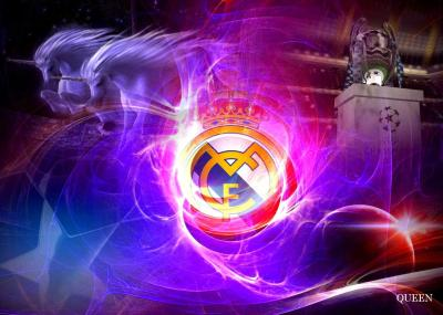 Real Madrid New Logo Cool Wallpapers #12547 Wallpaper | WallDiskPaper
