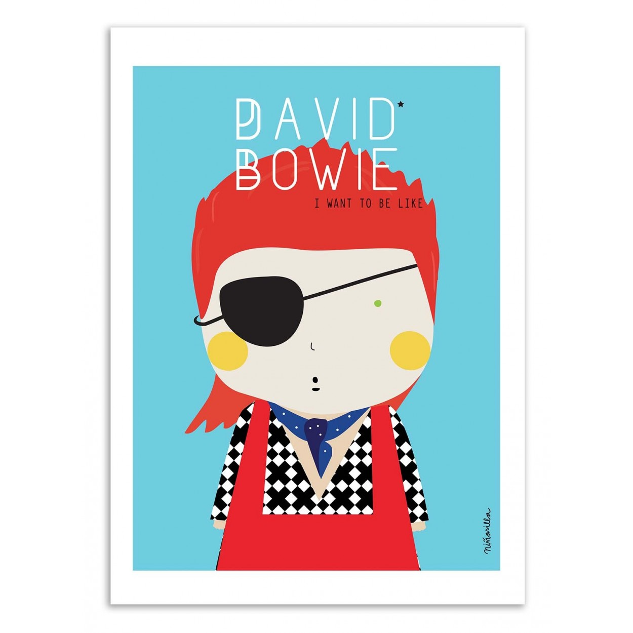 Prints En Posters Art Prints Posters And Frames Of A Child Design Of David