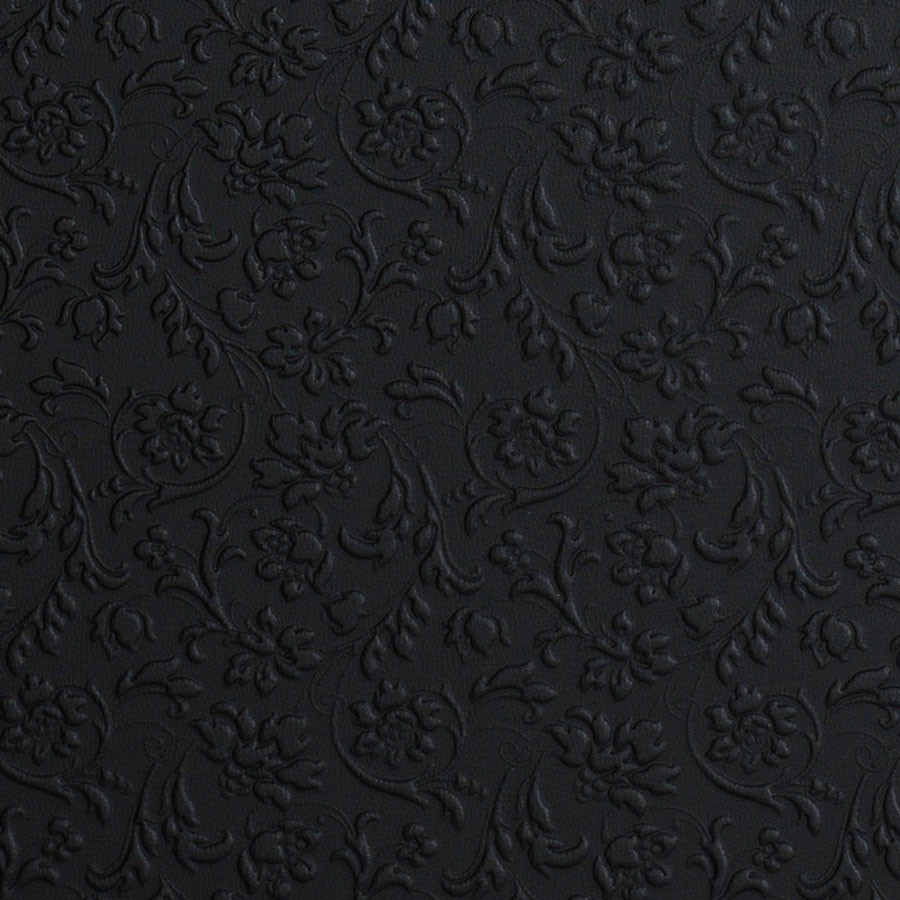 Wall Panel 13415 Floral Leather Baroque Flower 3d Look White Gold Wallface Wall Panels Design Sheets