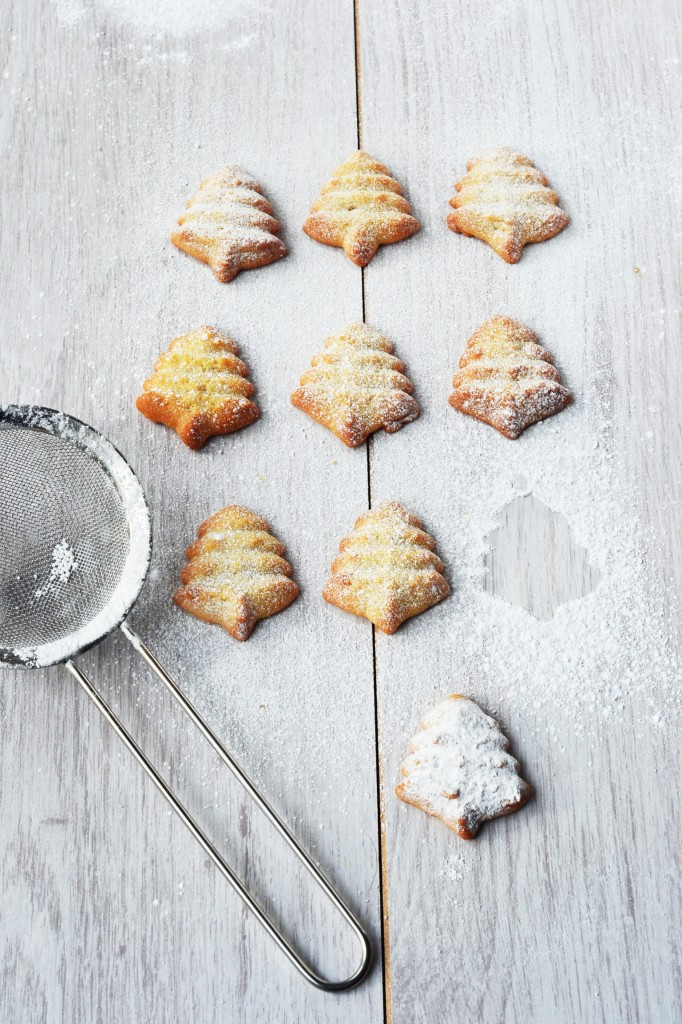 Vaniljekranse ✮ Danish Butter Cookies