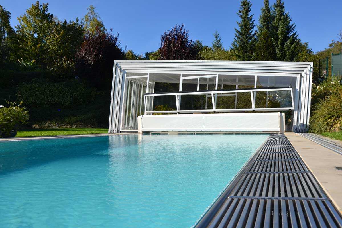 Pool Abdeckung Plexiglas Teneriffa 9 Flow Serie Pool Mit Newline Design Pools Und