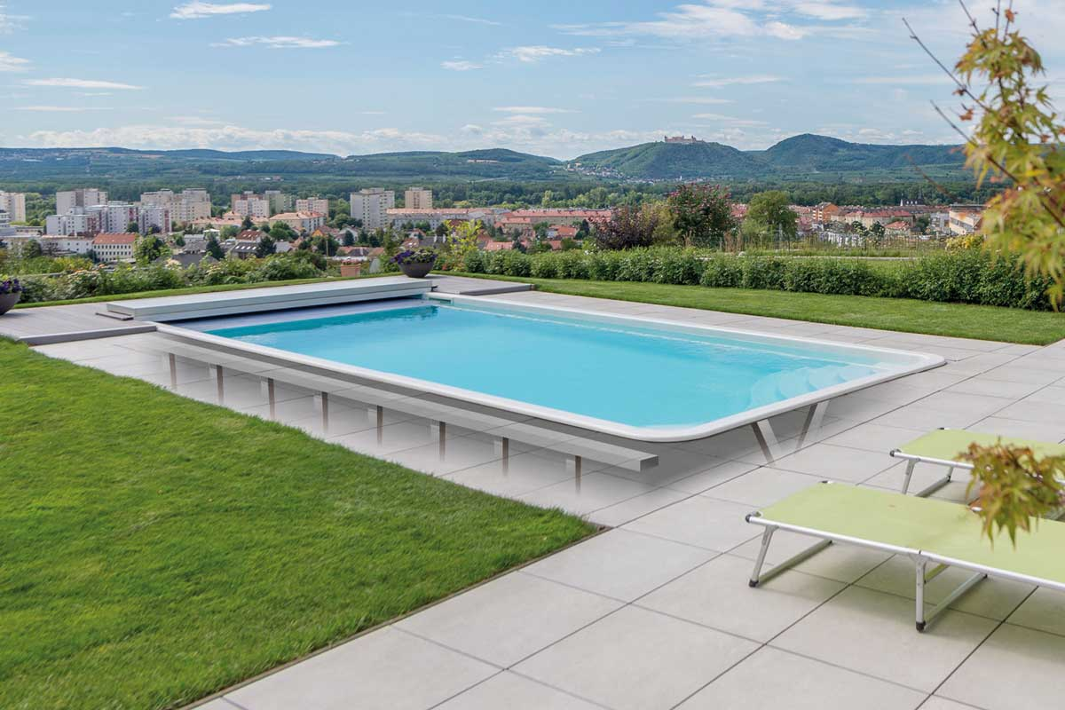 Bestway Pool Abdeckung Oval Kunststoff Pool Good Standort Fr Pool With Kunststoff
