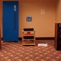 Brosseau Audio's $5k system: Hegel H-80 DAC/Amplifier, Marantz CD5004, DALI Zensor 7 speakers, BIS cabling