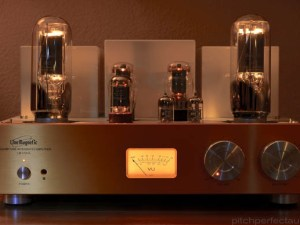 Line Magnetic 518ia  integrated amplifier Review by Tim Smith. Photo © Matthew Rotunda of pitchperfectaudio.com