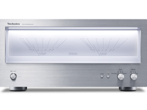 Technics' 2014 Reference Line: the Digital Stereo Power Amp SE-R1