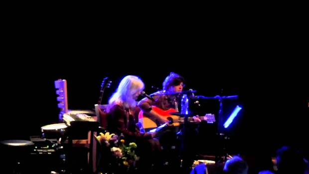 ryan adams and emmylou harris