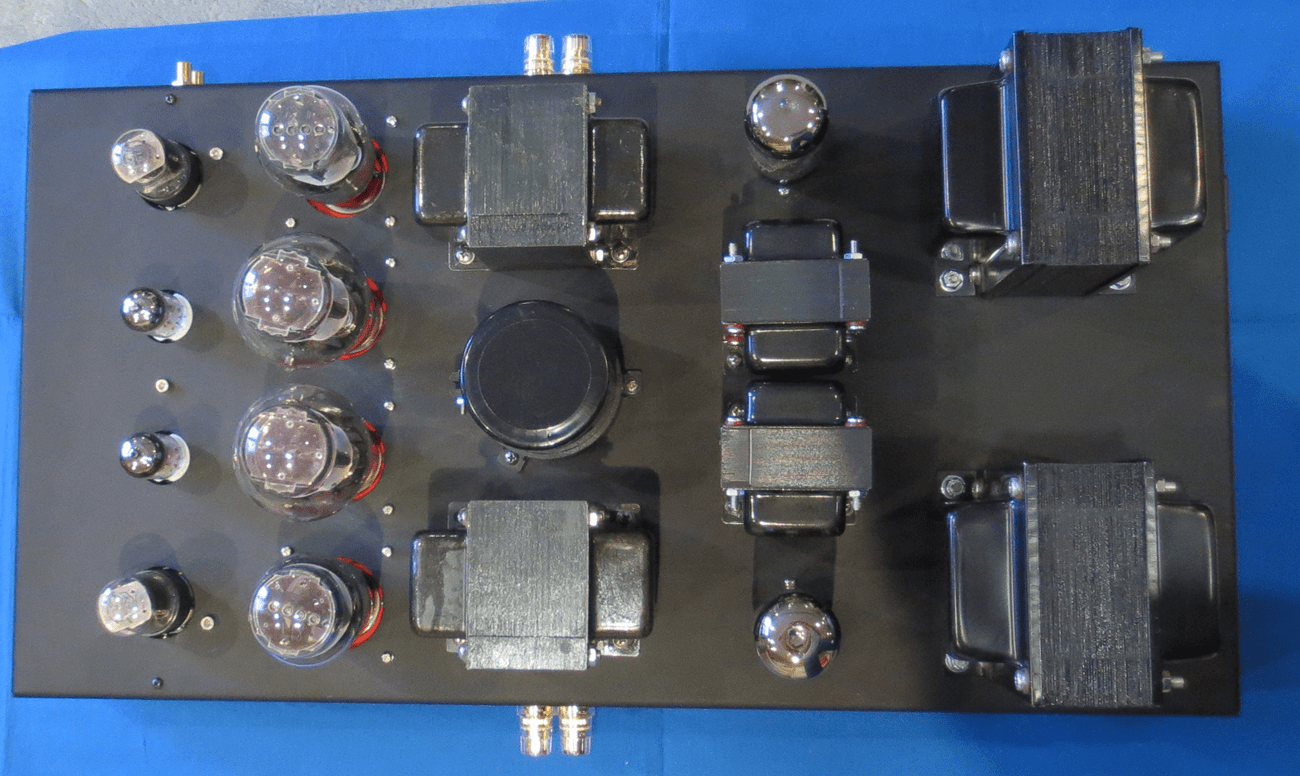 World Premiere Triode Lab S 2a3pse Power Amplifier Wall Of Sound Audio And Music Reviews