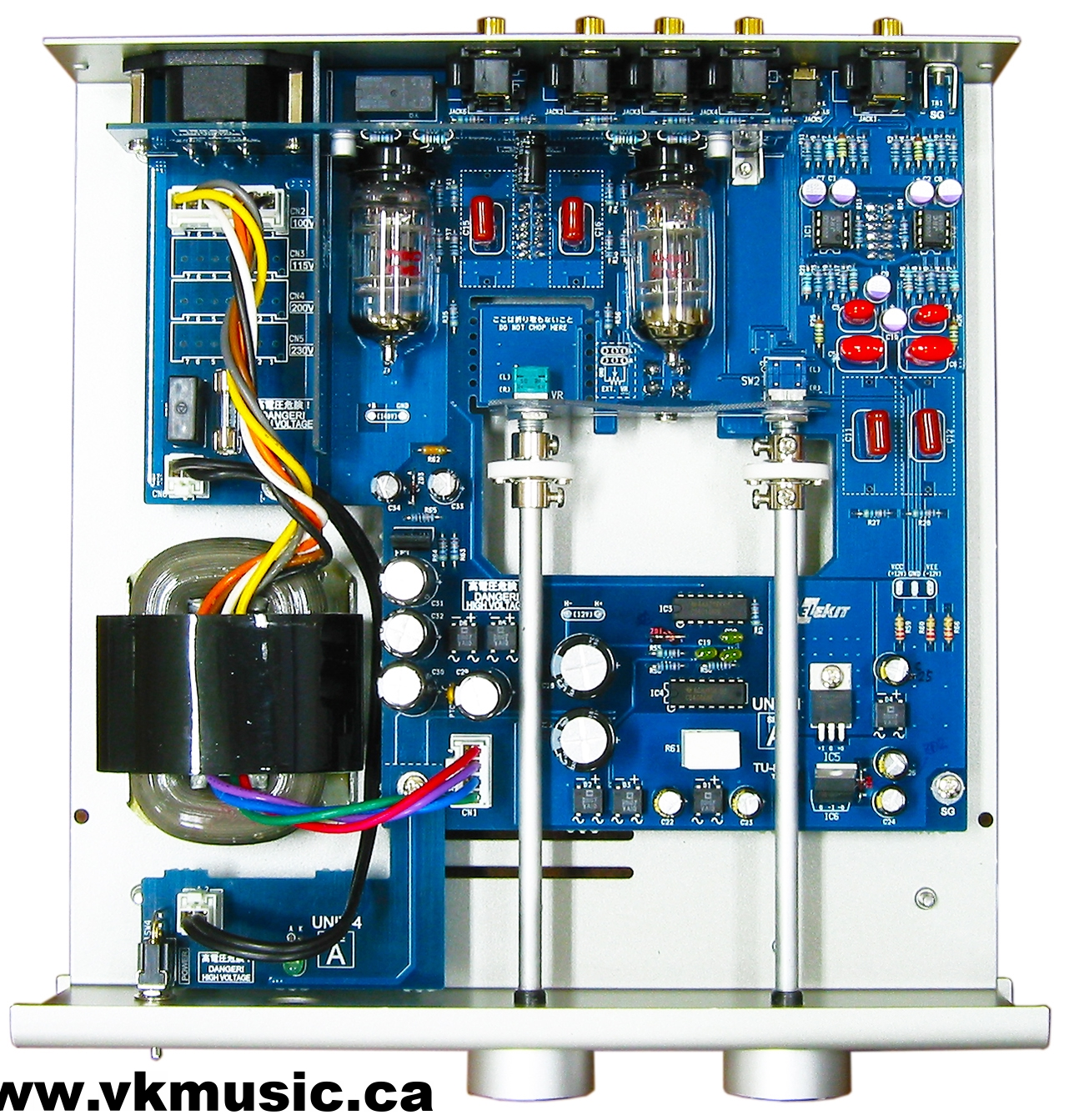 List of Synonyms and Antonyms of the Word: Tube Preamp