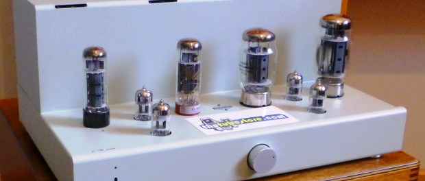 A Survey of Four Sets of Power Tubes in Two Push-Pull Amps
