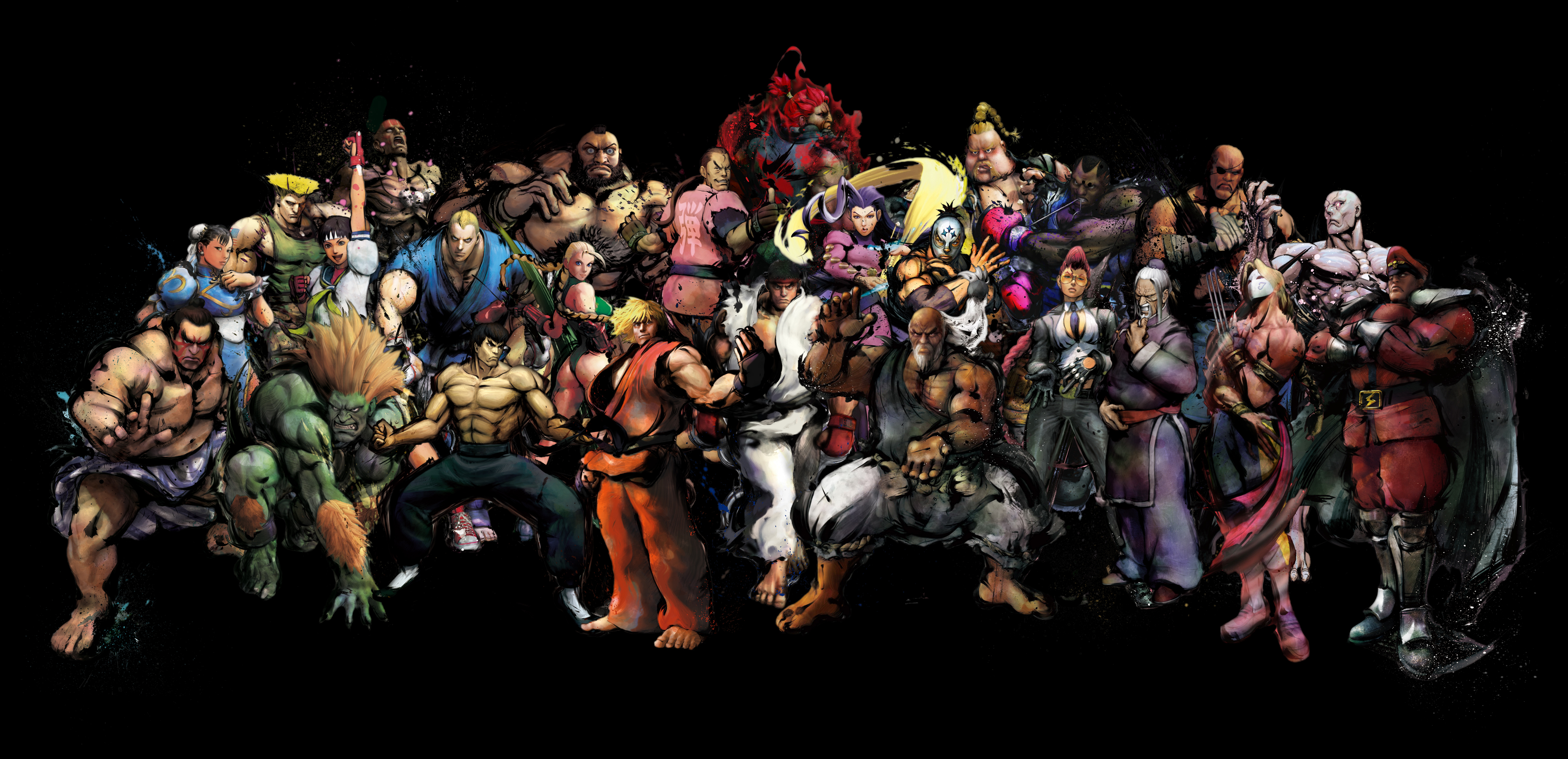 Cool Girls Overwatch Wallpapers Street Fighter Wallpapers Group 83