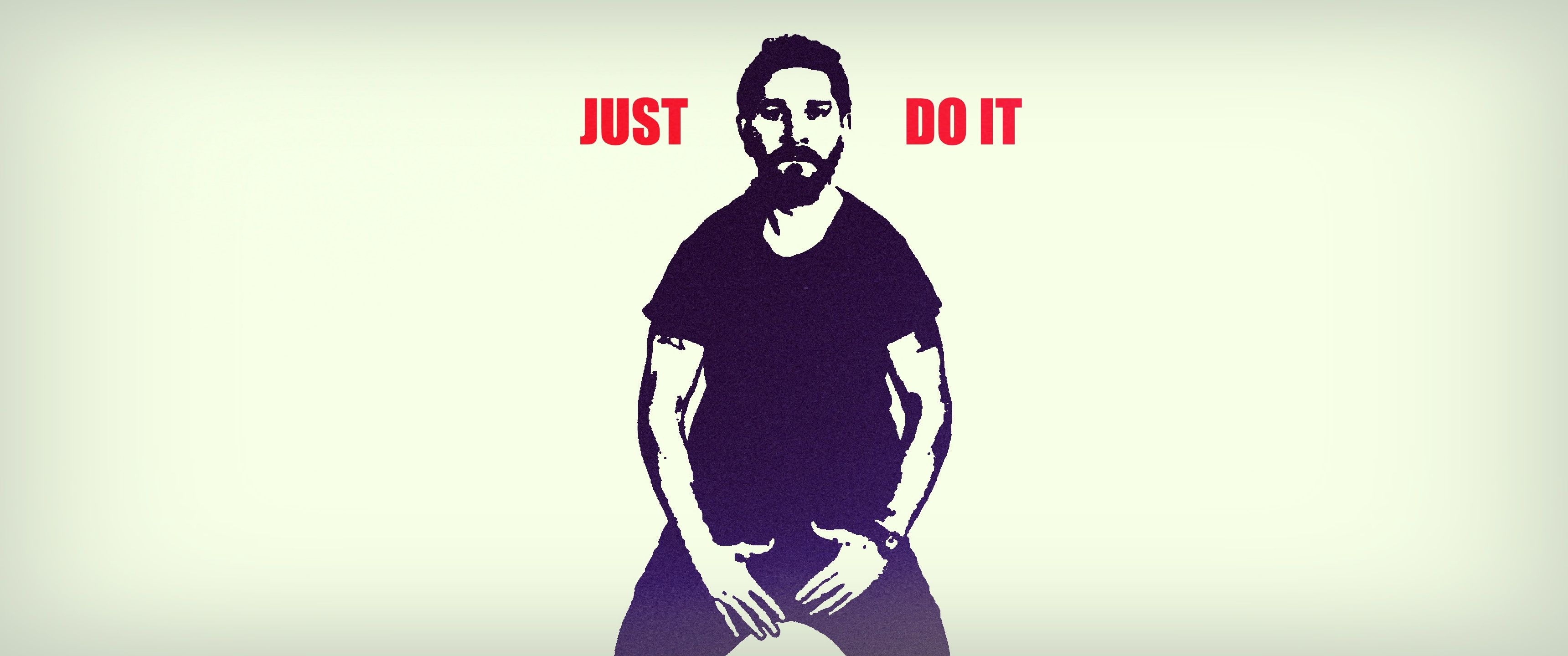 Just Do It Quote Wallpaper Shia Do It Wallpaper Group 55