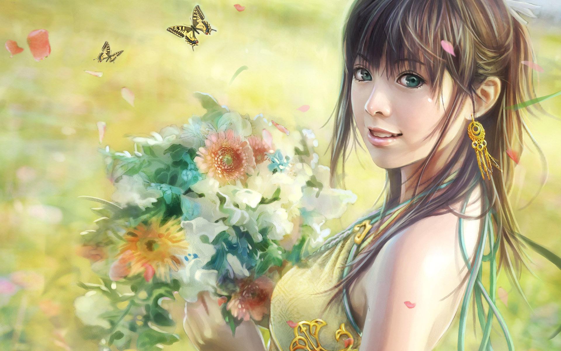 Beautiful Girl Hd Wallpapers 1080p Widescreen Wallpapers Girl Group 58
