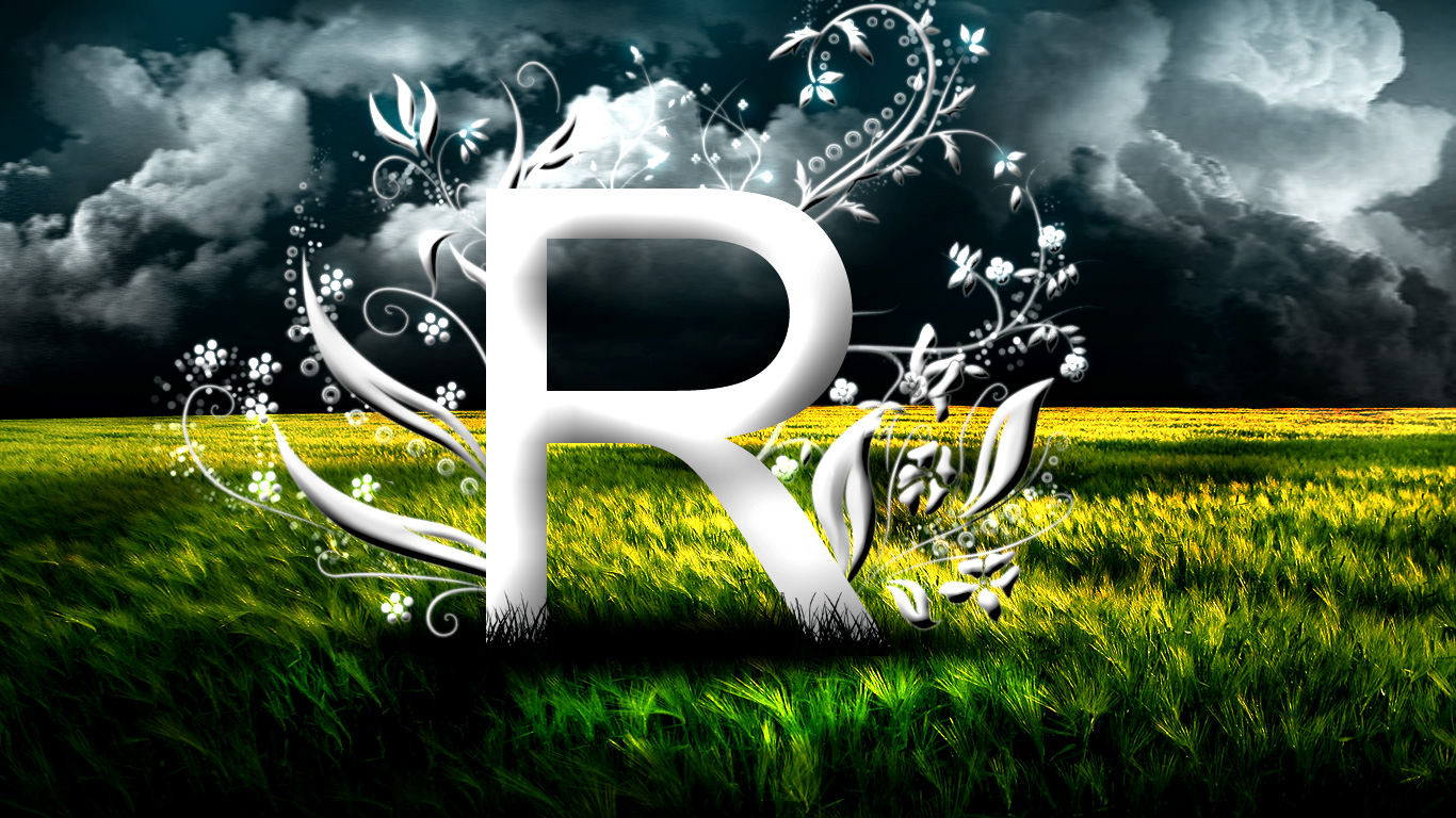 3d P Letter Wallpaper R Image Wallpapers Group 46