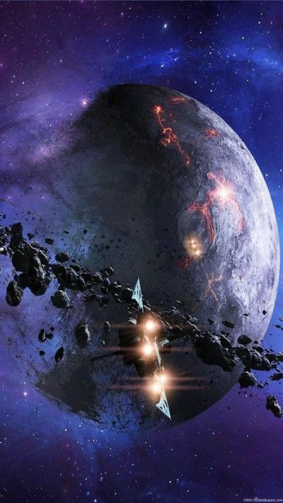 Cool Outer Space Wallpapers - impremedia.net