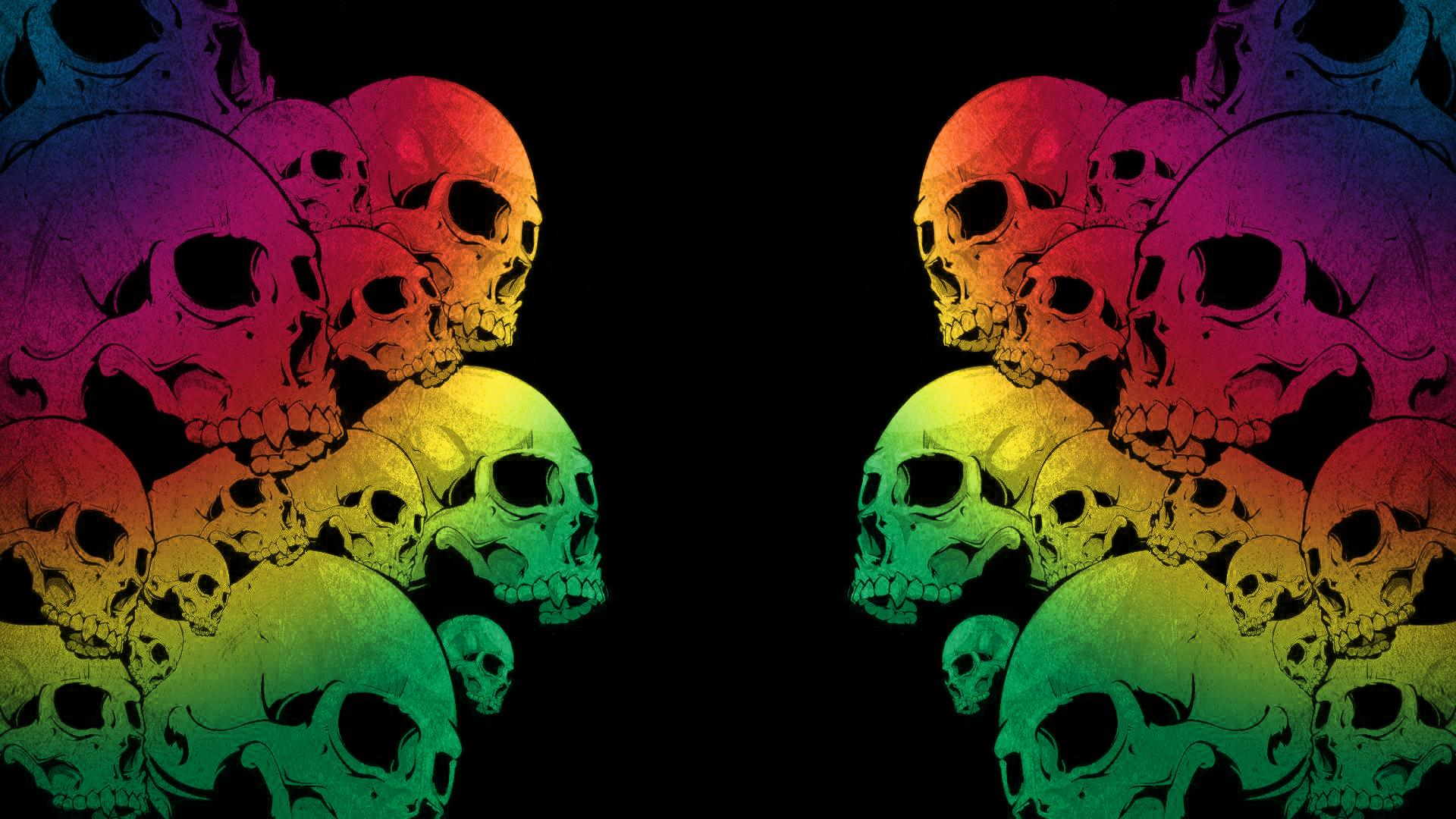 V Letter 3d Wallpaper Skull Backgrounds Group 77