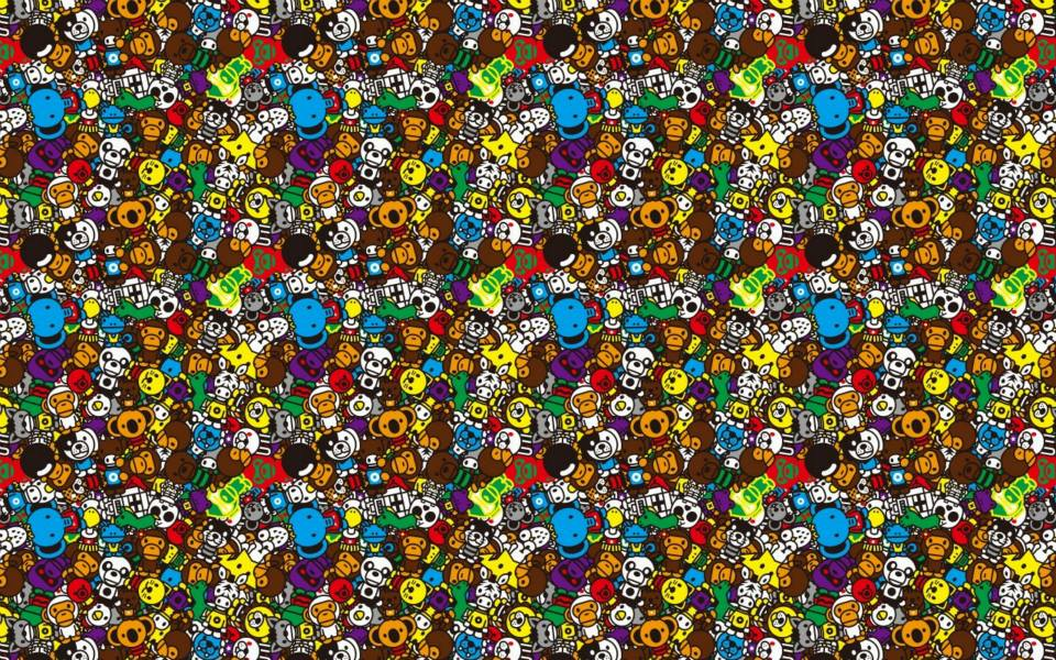 Stussy Hd Wallpaper Bape Spongebob Wallpaper Danaspdh Top
