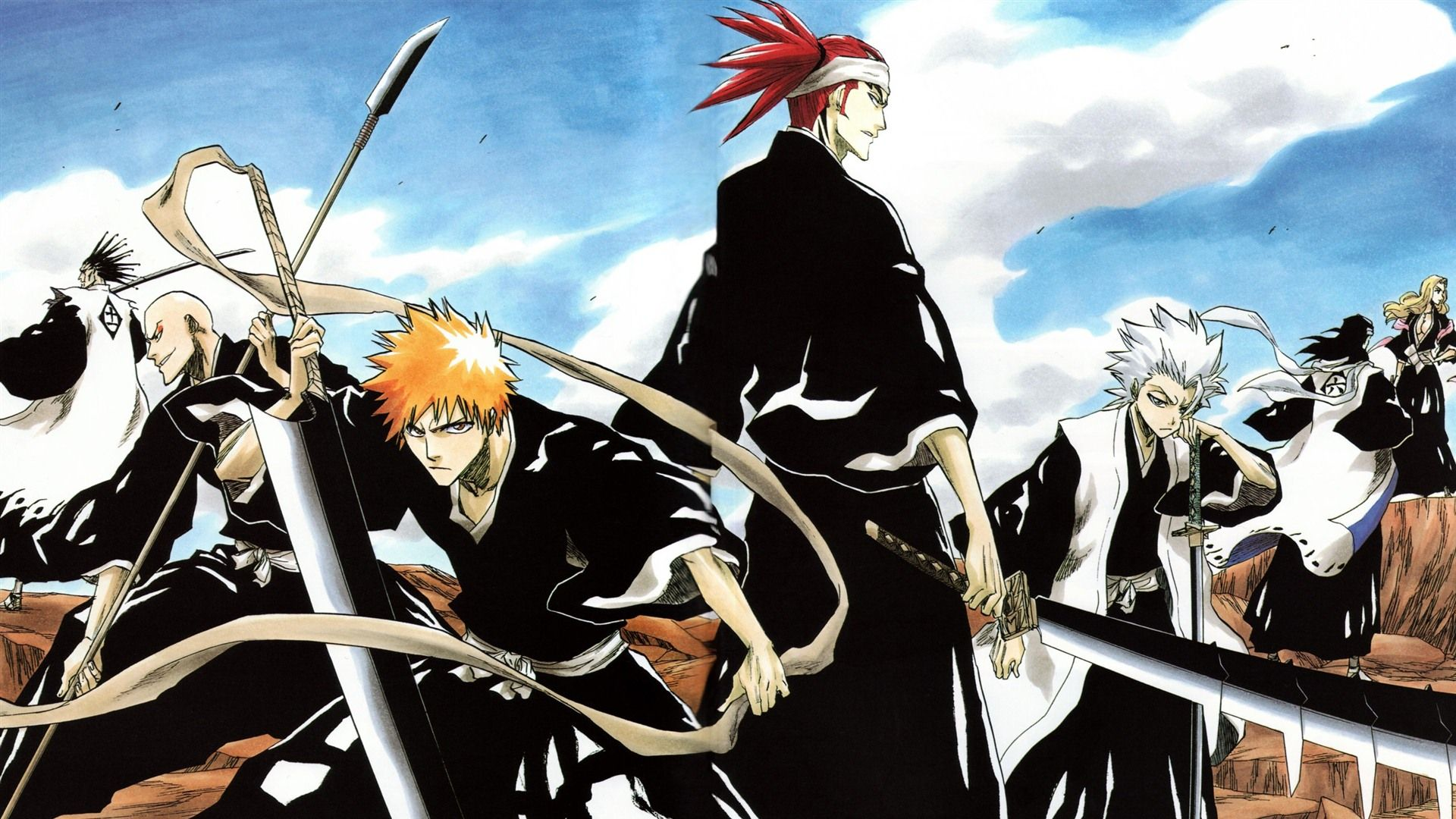 Bleach Downloads Cartoon Picture Collection Bleach Manga