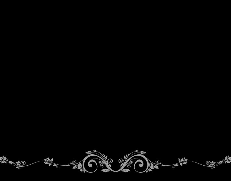 Elegant Black Border Backgrounds Worship Backgrounds Pinterest - black border background