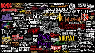 Band Logo Wallpapers Group (79+)