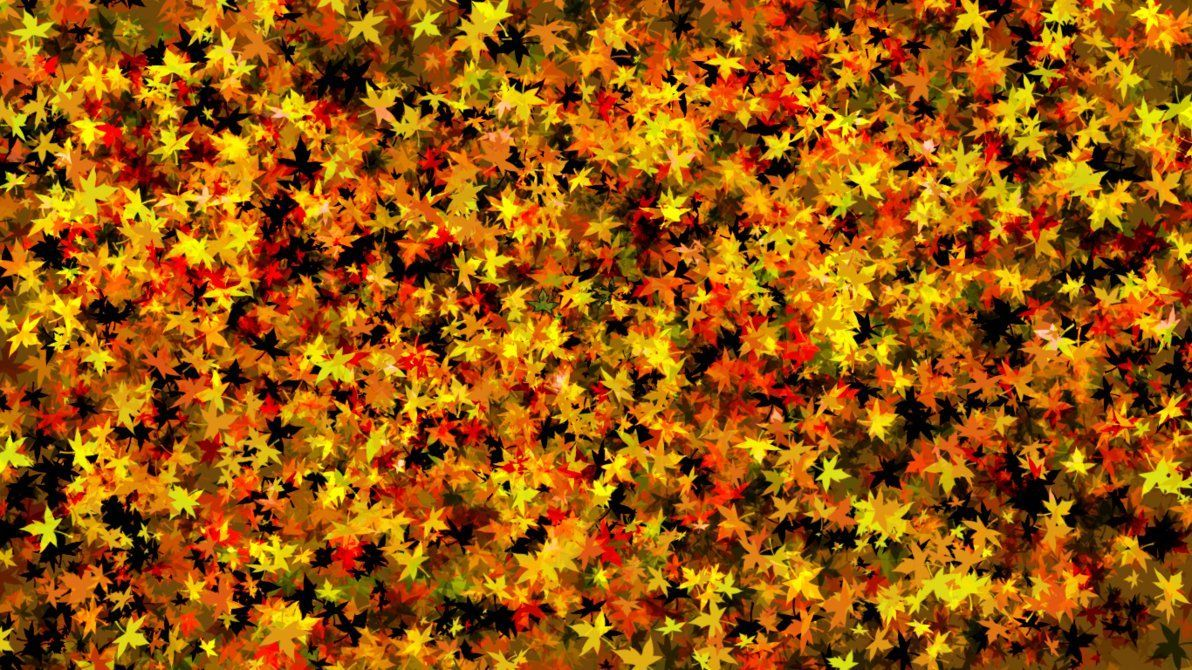 Fall Leaves Hd Mobile Wallpaper Fall Leaf Backgrounds Group 43