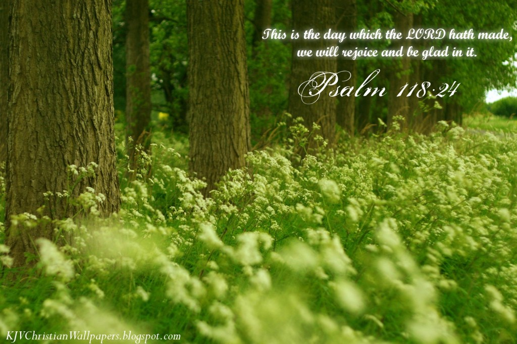 How To Make Wallpaper Fit On Iphone 6 Psalm 118 24 The Day That The Lord Has Made Wallpaper