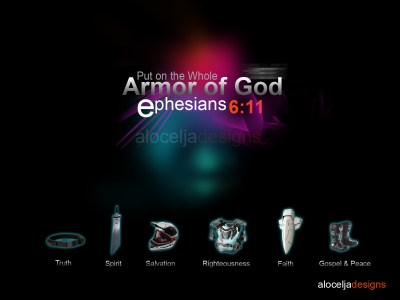 Ephesians 6:11 - Armor of God Wallpaper - Christian Wallpapers and Backgrounds