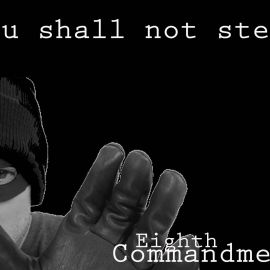 Eighth Commandment Wallpaper