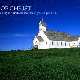 1 Corinthians 12:27 Wallpaper