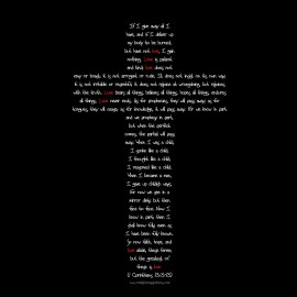 1 Corinthians 13:3-13 Wallpaper