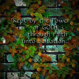 1 Peter 1:5 Wallpaper