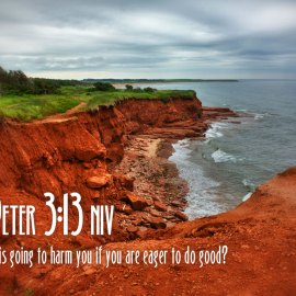 1 Peter 3:13 Wallpaper