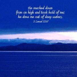 2 Samuel 22:17 Wallpaper