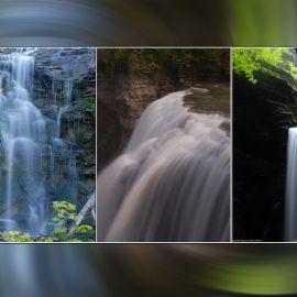3 Waterfall Wallpaper