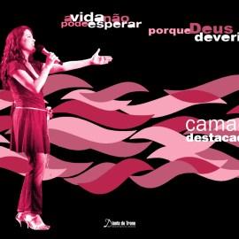 Ana Paula Valadão – Camadas Wallpaper