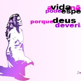 Ana Paula Valadão – Deus não pode esperar Wallpaper