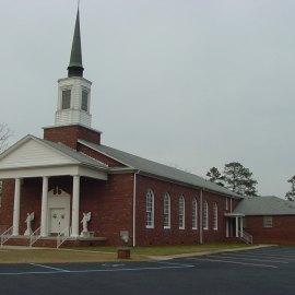 Baptist church Wallpaper