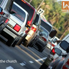 Be the church – Cars Wallpaper