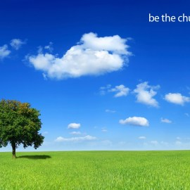 Be the church – Tree Wallpaper