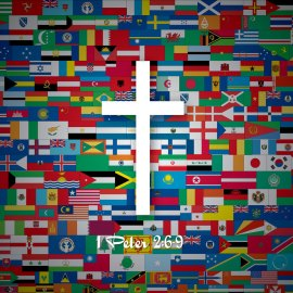 Christ for Nations Wallpaper