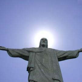 Christ Redeemer Wallpaper
