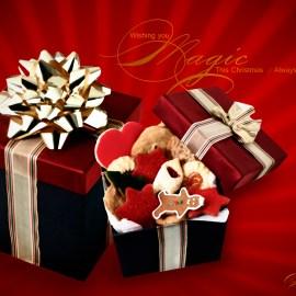 Christmas – Gifts Wallpaper