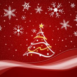 Christmas dimant Wallpaper