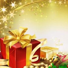 Christmas Gift – Magical Wallpaper