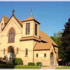 Church Presbyterian Wallpaper