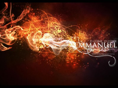 Come Emmanuel Wallpaper - Christian Wallpapers and Backgrounds