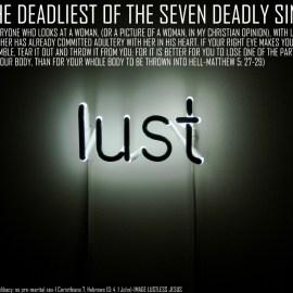 Deadliest Sin Wallpaper