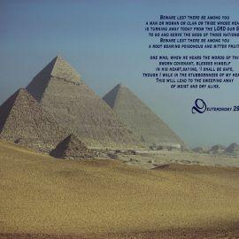 Deuteronomy 29:18-19 Wallpaper